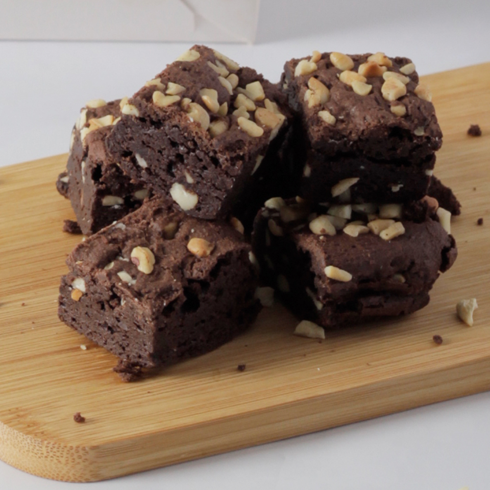 Cashew Brownies