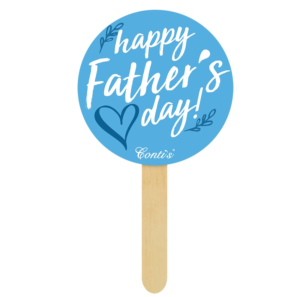 Father's Day Cake Topper