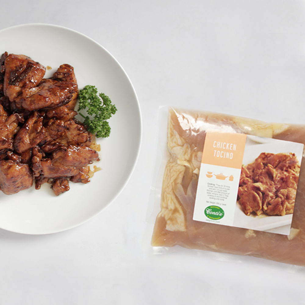 Chicken Tocino-500g (FRZ)